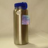 Gourde écologique en acier inoxydable 18/8, 1000 ml,